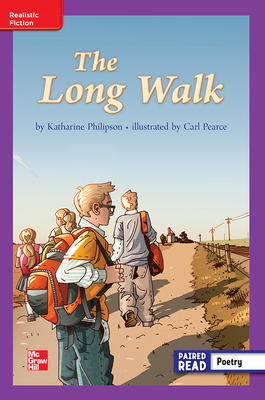 Reading Wonders Leveled Reader The Long Walk: ELL Unit 2 Week 5 Grade 3