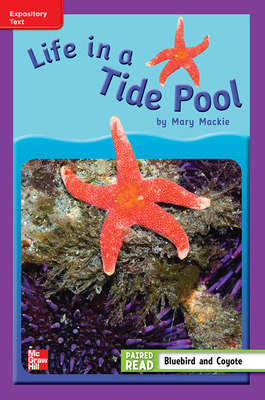 Reading Wonders Leveled Reader Life in a Tide Pool: ELL Unit 4 Week 3 Grade 3