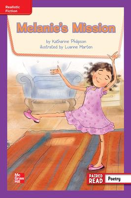Reading Wonders Leveled Reader Melanie's Mission: ELL Unit 4 Week 5 Grade 3