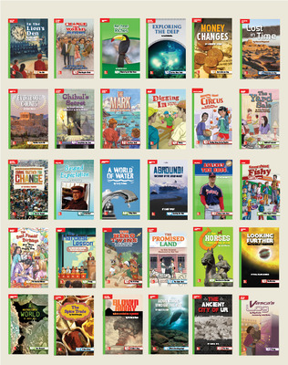 Reading Wonders, Grade 6, Leveled Reader Package (6 ea. of 30) Beyond, Grade 6