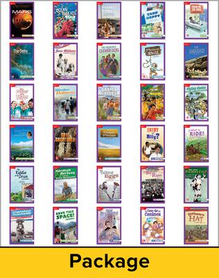 Reading Wonders, Grade 5, Leveled Reader Package (6 ea. of 30) ELL
