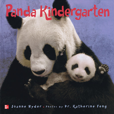 Reading Wonders Literature Big Book: Panda Kindergarten Grade K