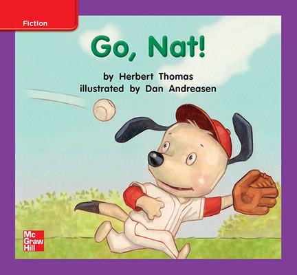 Reading Wonders Leveled Reader Go, Nat!: ELL Unit 3 Week 1 Grade K