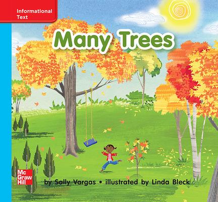 Reading Wonders Leveled Reader Many Trees: On-Level Unit 5 Week 2 Grade K