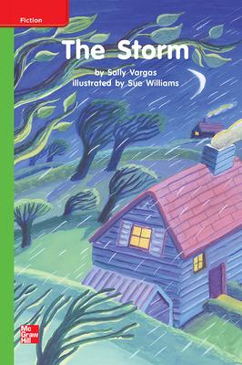 Reading Wonders Leveled Reader The Storm: Beyond Unit 6 Week 3 Grade K