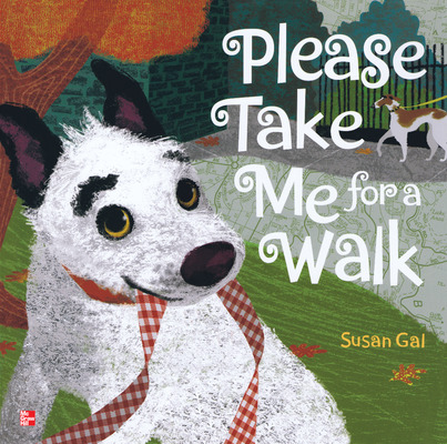 Reading Wonders Literature Big Book: Please Take Me for a Walk Grade K