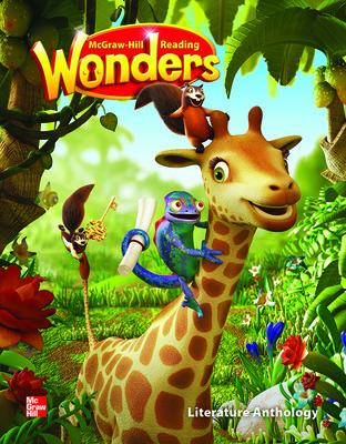Reading Wonders Literature Anthology Volume 3 Grade 1