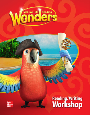 Reading Wonders Reading/Writing Workshop Volume 4 Grade 1