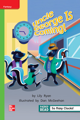 Reading Wonders Leveled Reader Uncle George Is Coming!: Beyond Unit 3 Week 1 Grade 1