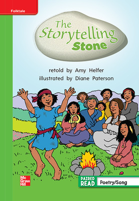 Reading Wonders Leveled Reader The Storytelling Stone Beyond Unit 3 Week 3 Grade 1