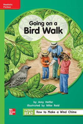 Reading Wonders Leveled Reader Going on a Bird Walk: Beyond Unit 5 Week 4 Grade 1