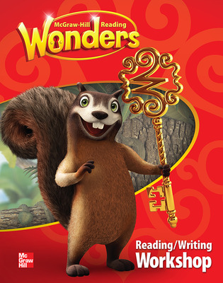 Reading Wonders Reading/Writing Workshop Volume 1 Grade 1