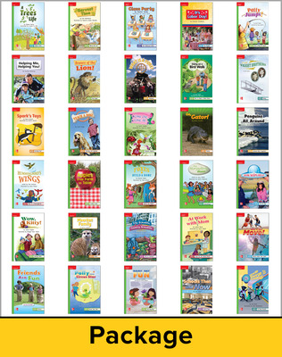 Reading Wonders, Grade 1, Leveled Reader Package Beyond