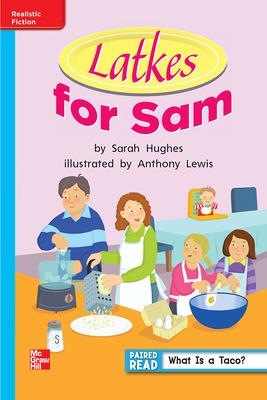 Reading Wonders Leveled Reader Latkes for Sam: On-Level Unit 6 Week 4 Grade 1