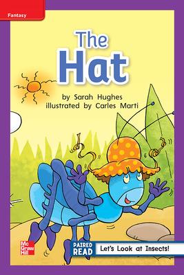 Reading Wonders Leveled Reader The Hat: ELL Unit 4 Week 4 Grade 1