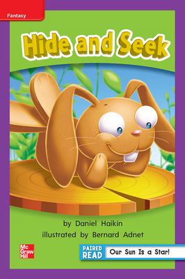 Reading Wonders Leveled Reader Hide and Seek!: ELL Unit 5 Week 2 Grade 1