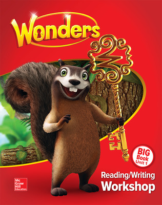 Wonders Reading/Writing Workshop Big Book Volume 1, Grade 1