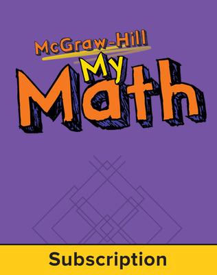 McGraw-Hill My Math, Grade 5, Online eTeacher Edition, 1 year subscription