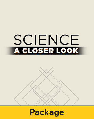 Science, A Closer Look, Grade  K-2 Essentials, Then and Now