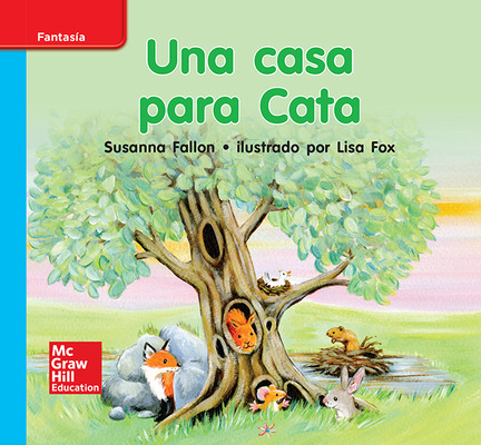 Lectura Maravillas Leveled Reader Una casa para Cata: On-Level Unit 7 Week 3 Grade K