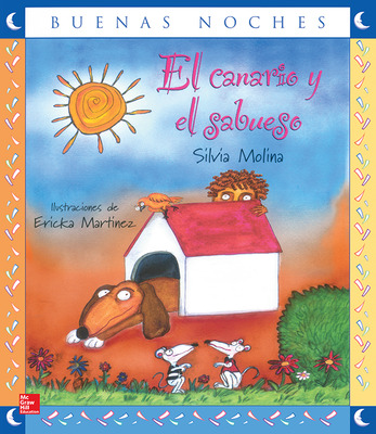 Lectura Maravillas Literature Big Book: The Canary and the Hound Grade 1
