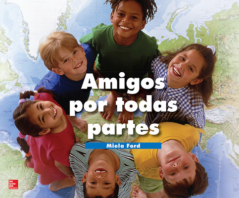 Lectura Maravillas Literature Big Book: Friends All Around Grade 1