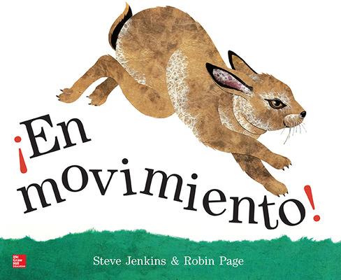 Lectura Maravillas Literature Big Book: Move! Grade 1