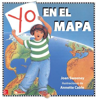 Lectura Maravillas Literature Big Book: Me on the Map Grade 1