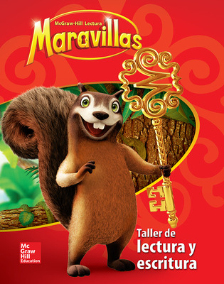Lectura Maravillas Reading/Writing Workshop Volume 1 Grade 1
