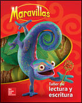 Lectura Maravillas Reading/Writing Workshop Volume 2 Grade 1