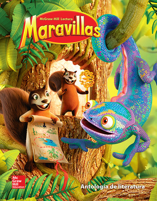 Lectura Maravillas Literature Anthology Volume 2 Grade 1