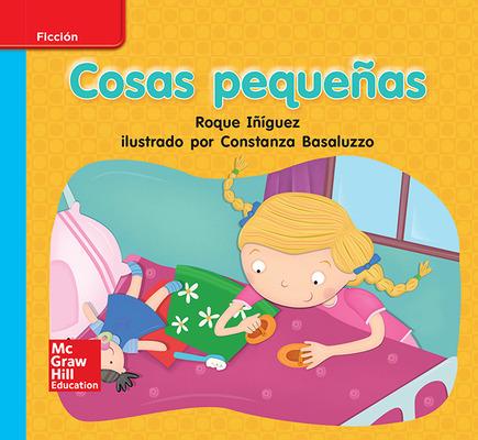 Lectura Maravillas Leveled Reader Cosas pequeñas: On-Level Unit 9 Week 2 Grade K