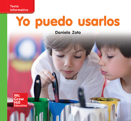 Lectura Maravillas Leveled Reader Yo puedo usarlos: Beyond Unit 2 Week 1 Grade K