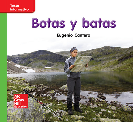 Lectura Maravillas Leveled Reader Botas y batas: Beyond Unit 4 Week 1 Grade K