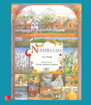 Lectura Maravillas Literature Big Book: Our Home Grade 1