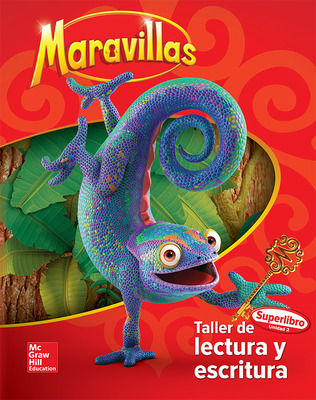 Lectura Maravillas Super libros del taller de lectura y escritura Volume 2 Grade 1