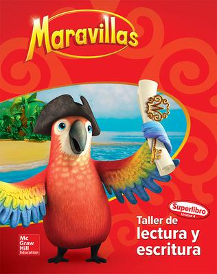 Lectura Maravillas Super libros del taller de lectura y escritura Volume 4 Grade 1
