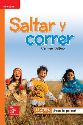 Lectura Maravillas Leveled Reader Saltar y correr: Approaching Unit 1 Week 5 Grade 1