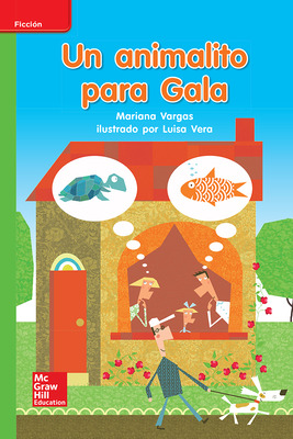 Lectura Maravillas Leveled Reader Un animalito para Gala: Beyond Unit 7 Week 2 Grade K