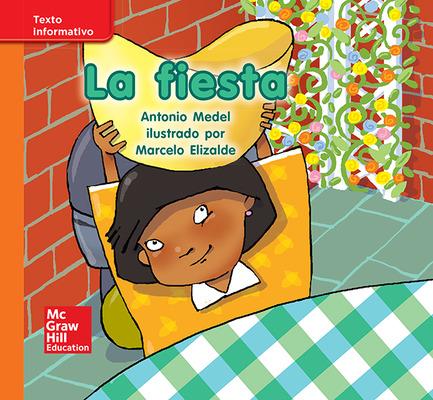 Lectura Maravillas Leveled Reader La fiesta: Approaching Unit 4 Week 3 Grade K