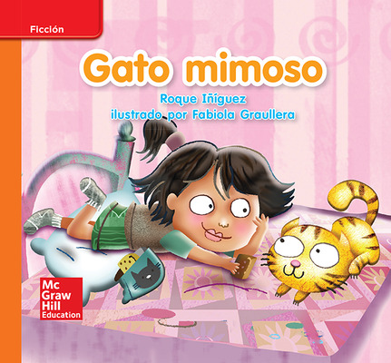 Lectura Maravillas Leveled Reader Gato mimoso: Approaching Unit 7 Week 2 Grade K