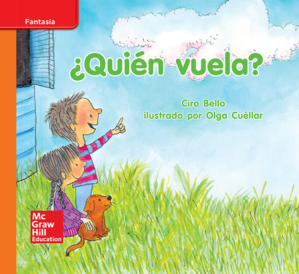 Lectura Maravillas Leveled Reader ¿Quién vuela?: Approaching Unit 8 Week 3 Grade K