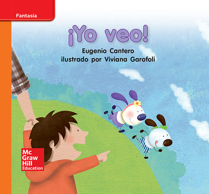 Lectura Maravillas Leveled Reader ¡Yo veo!: Approaching Unit 1 Week 2 Grade K