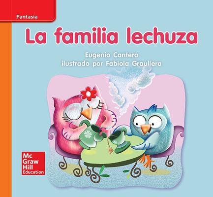Lectura Maravillas Leveled Reader La familia lechuza: Approaching Unit 9 Week 1 Grade K