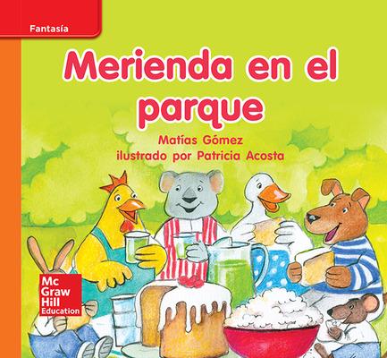 Lectura Maravillas Leveled Reader Merienda en el parque: Approaching Unit 10 Week 1 Grade K
