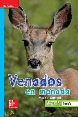 Lectura Maravillas Leveled Reader Venados en manada: On-Level Unit 2 Week 3 Grade 1