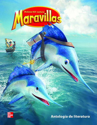 Lectura Maravillas Literature Anthology Grade 2