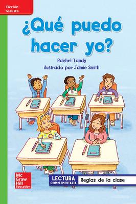 Lectura Maravillas Leveled Reader ¿Qué puedo hacer yo?: Beyond Unit 1 Week 1 Grade 1