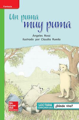 Lectura Maravillas Leveled Reader Un puma muy puma: Beyond Unit 1 Week 2 Grade 1