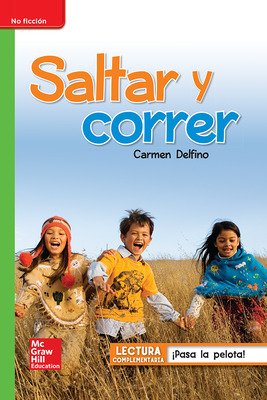 Lectura Maravillas Leveled Reader Saltar y correr: Beyond Unit 1 Week 5 Grade 1